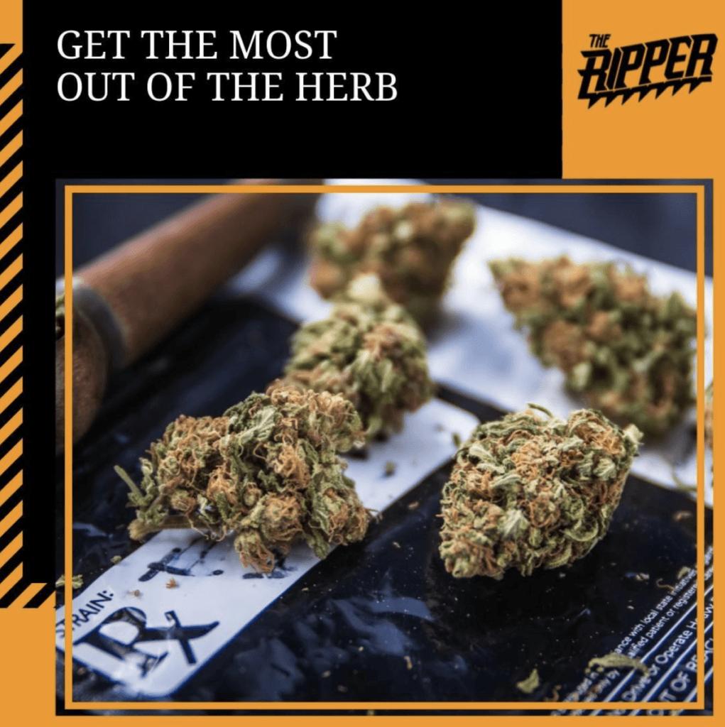 The Herb Ripper